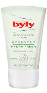 desodorante eficaz byly advanced hydra fresh